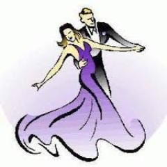 Ballroom and Latin social dance icon